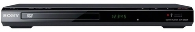 sony dvd player sr 660p