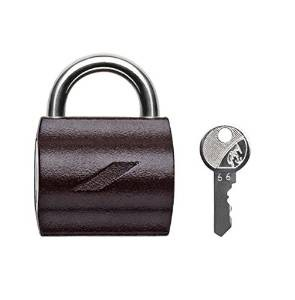 9 Godrej Mylocks Padlocks (Texture Brown)