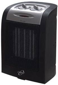 Orpat OPH-1210 1600-Watt PTC Heater (Black)