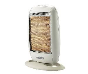 usha hh3303 1200-watt halogen heater